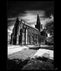 IR - The Glasgow Cathedral