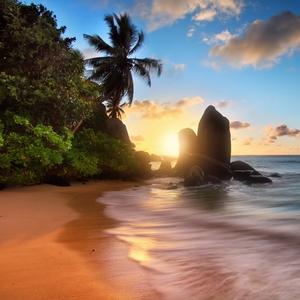 Seychelské ráno