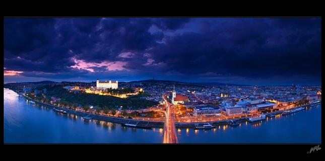 vecerna Bratislava