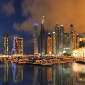 Dubai Marina Towers