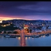 Bratislava v lete