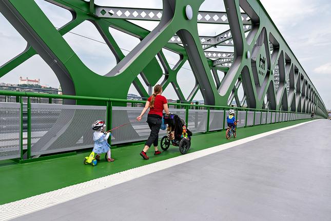 Na novom Starom moste