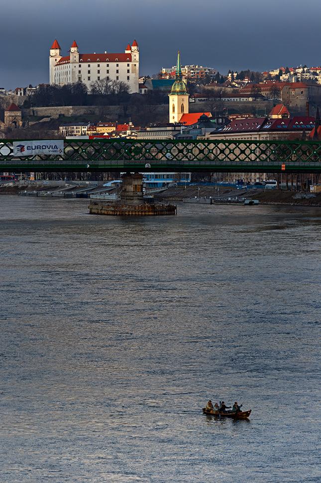 Náriečníci na Dunaji