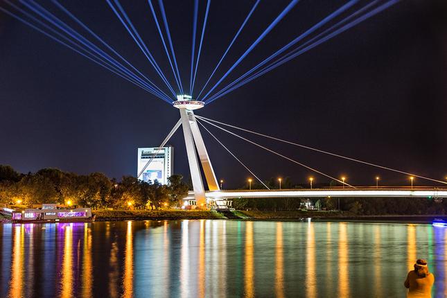 Z bratislavskej bielej noci