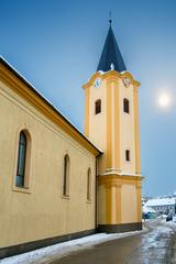 Kostolík v Sládkovičove