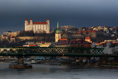 Bratislava a svetlo