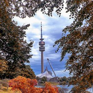 Jeseň v Mnichove
