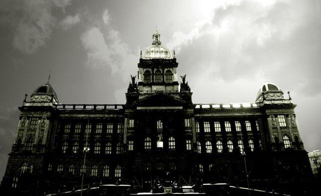 Pohled z Prahy