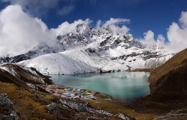 Gokyo lake • Himaláje