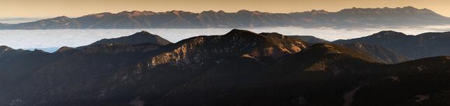 Tatranské ráno