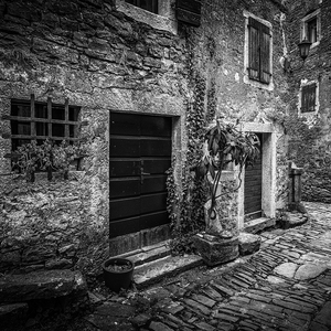 v uličkách Istrie III