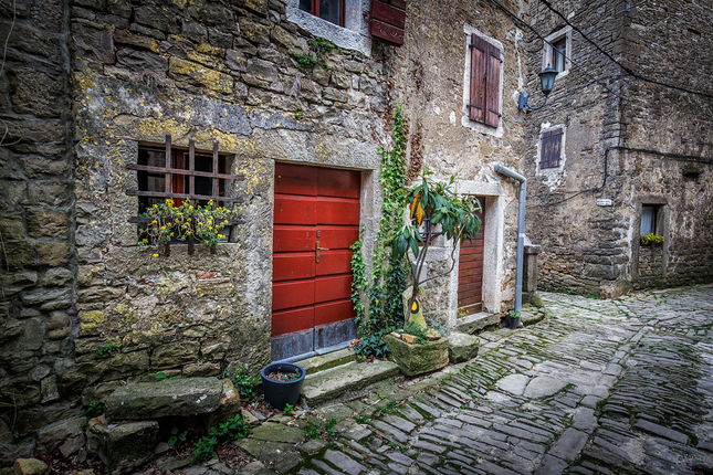 v uličkách Istrie II