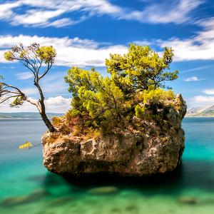 plávajúca skala