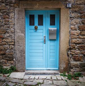 Belasé dvere