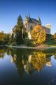 Jeseň na zámku