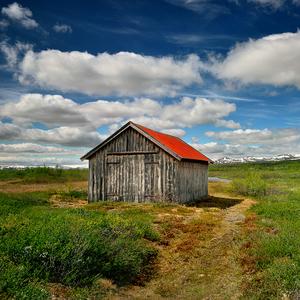 Nórska krajinka