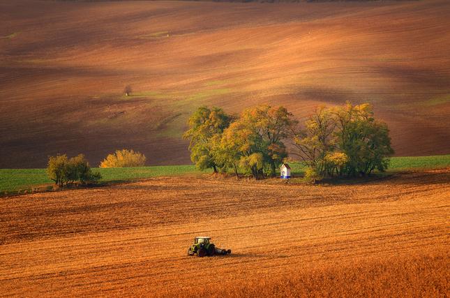 Jeseň na Morave