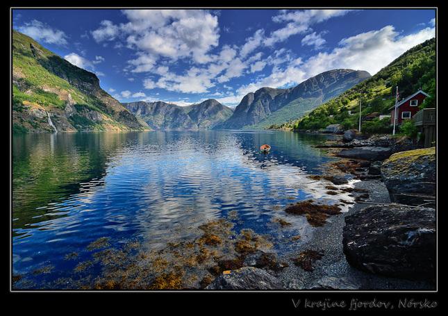 V krajine fjordov