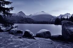 """""""...Chladne rano v Tatrach..."""""""