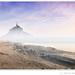 Le Mont Saint Michel v hmle II.