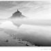 Le Mont Saint Michel v hmle