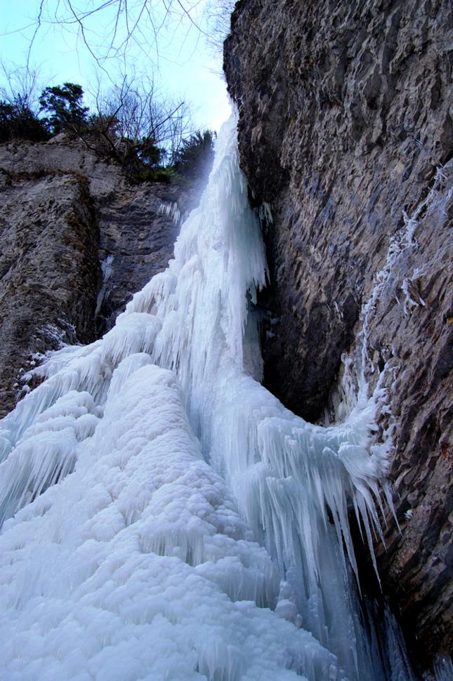 Brankovsky vodopad 2