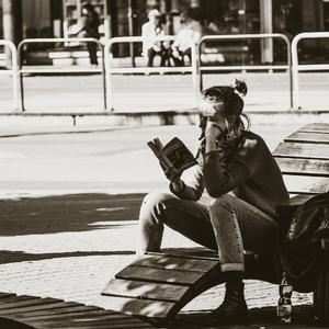 Čitateľka