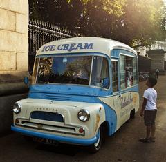 Túžba zvaná zmrzlina