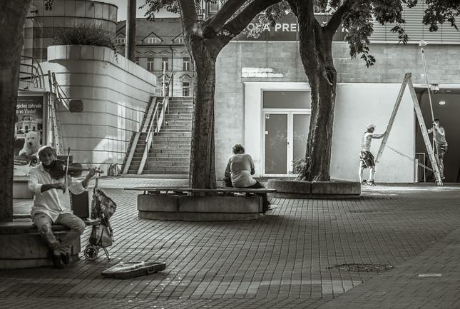 Ulice ožívajú