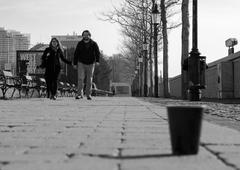 Cestou na kávu