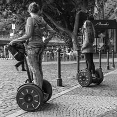Dámy na kolesách