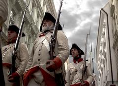 História v meste