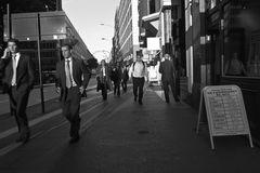 Londonstreet-doba uponáhľaná