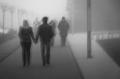 Chodci v hmle