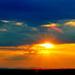 Sandberg - zapad slnka