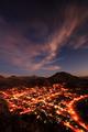 Súmrak v Copacabane