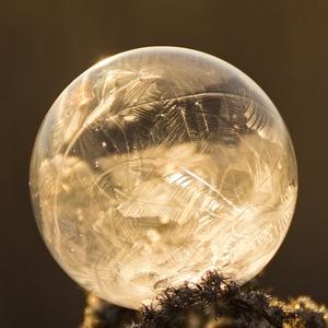 Keď zamrzne bublina