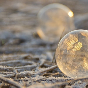 keď zamŕza bublina II