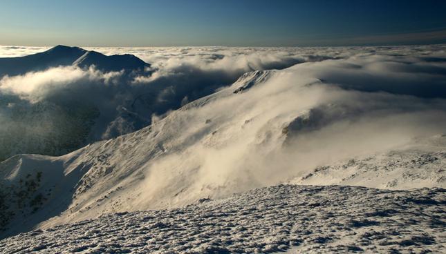 fatra v oblakoch
