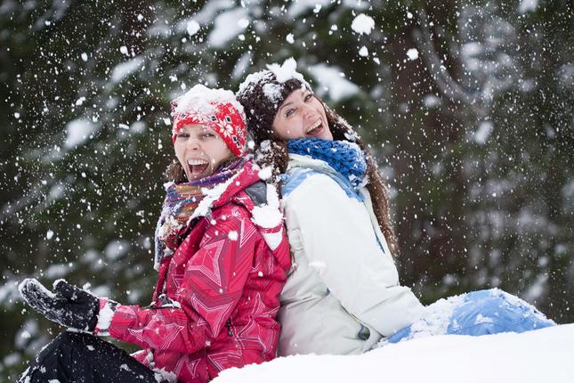 Snehulienky :)