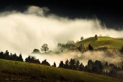 Tam hore v horách na vidieku _ 2