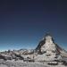 Ako hviezdy na Matterhorn padajú