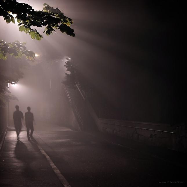 Potulky v hmle.... nielen o depr