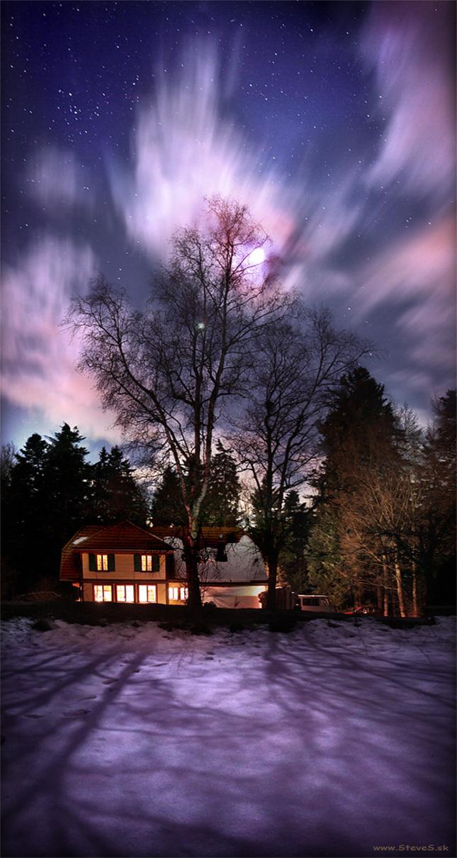 Tam kde noci sú plné hviezd ...