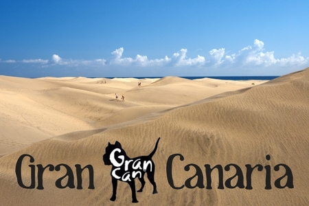 Bicyklom po Európe 11 - Gran Canaria