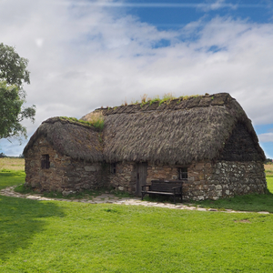 Škotsko - Culloden Cotage