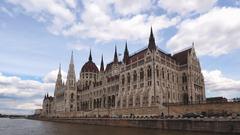 Veľkonočná Budapešť