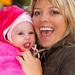 matka a dcéra / radosť a hnev
