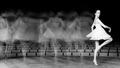Ballerina motion