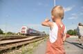 Bye Bye to Train
